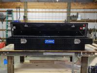 Like New, UWS Tool Box Cost $430.00  Sell for