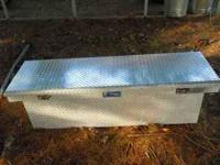 UWS brand aluminium diamond plated toolbox. For a full