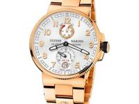 1186-126-8M/61 Ulysse Nardin This watch has 43.00 mm