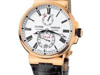1186-122/40 Ulysse Nardin This watch has 45.00 mm 18k