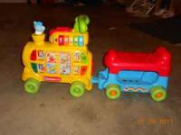 V-Tech Sit to Stand Alphabet Train. Great for babies