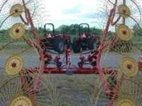 V-10 HYD. FOLD RAKE CASH $3500.00 CALL  Location: VALE,