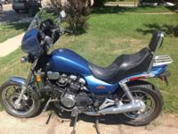 V65 Honda magna near perfect needs nothing ready to