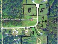VACANT ACREAGE AUCTION June 23, 2012 @ 1:00 Hickory