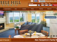 One and Two Bedroom Units with Kitchen at. Steele Hill