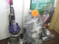 We have different vaccums for sale in good condition