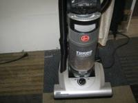 ORECK VACCUM GOOD CONDITION SILVER COLOR FOR MORE INF