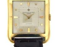 Vacheron Constantin 18k yellow gold vintage