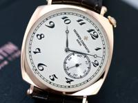 Spectacular watch on all fronts: design, finish &