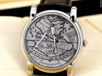 "Vacheron Constantin 43050 Mercator ""The Americas"","