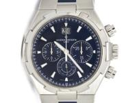 Pre-Owned Vacheron Constantin Overseas Chronograph (4)