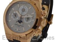 "Vacheron Constantin ""Overseas Chronograph"" Men's"