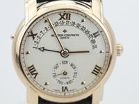Description: Brand: Vacheron constantin Movement: