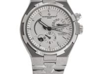 Pre-Owned Vacheron Constantin Overseas Dual Time