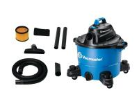This heavy duty Vacmaster 8 gallon wet/dry vacuum that