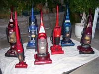 VACUUM CLEANER'S & CARPET WASHER'S !_____THEY WORK