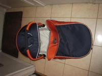 Description Sunrise Navy Perfect condition both the