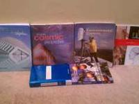 SELLING ONLY 4 OF THE BOOKS IN THE PICTURE, OTHER ONES