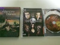 Hello,  I have season 1 of Vampire Diaries for sale.