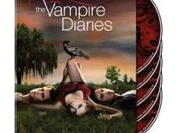 Season 1 of the Vampire Diaries. Only watched once.