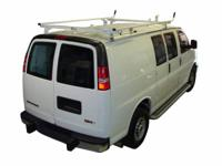 Aluminum Ladder Racks for Full Size Vans, Minivans /