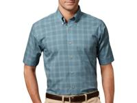 This check shirt from Van Heusen is a sharp addition to