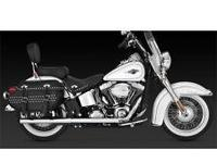 Vance & Hines Softail Duals Exhaust System Gives your