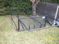 i have a 8 foot vanguard steel ladder rack with