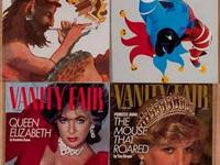 I am looking to sell my old Vanity Fair magazine