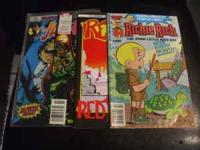 All comic books are in good to mint condition. 4 total.