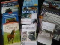 Many interesting, informative, entertaining equine