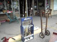 We have a Variety of Fishing Poles for sale. These and