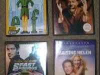 DVDs For Sale Excellent Condition with Original Cases I