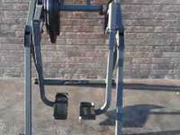 I have some excercise machines I would like to sell. If