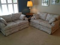Moving Sale. Lots of solid furniture for sale.   White