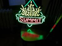 I have three neon signs for sale. Grainbelt Premium