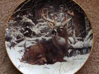 Collection of 4 beautiful plates illustrating various