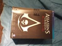 Ps4 Limited edition Assassins Creed Black Flag(NEW) w/