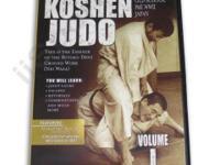 #VD6470A Koshen Judo #1 DVD Masahiko Kimura M#56