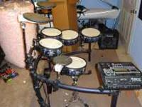 Up for sale roland td 12 vdrums 1999.99 non negotiable
