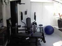 For sale the Vectra C1 Full Home Gym. This machine