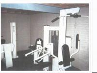 Vectra VX-48 Four Station High-End Commercial Fitness