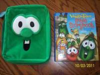 VeggieTales Bible Storybook with Larry the Cucumber