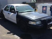 Vehicle - Ford Crown Victoria LX Network International