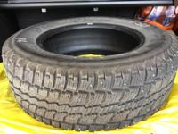 4 - Studded Snow Tires in excellent condition. Original