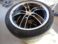 "Velocity 18 "" Rims  MODEL 2013 -- VW 855A  5x114.3"