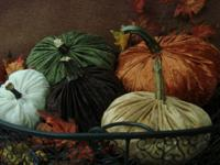 Autumn is on the means and the Velvet Pumpkins with The