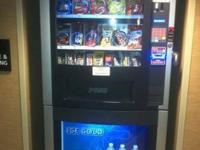 I have two Combo Vending Machines for sale. Ideal for
