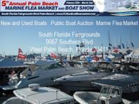 Don't miss the Palm Beach Marine Flea Market and