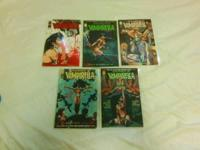 Vengeance of Vampirella Comic Books for Sell #1